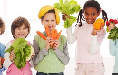 dieta copii